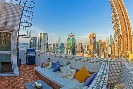 2 Bedroom Condo for Sale or Rent in Sai Ying Pun, Hong Kong